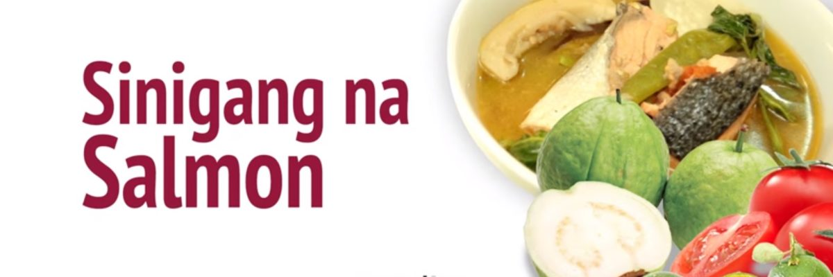 Sinigang na Salmon by Chris Urbano